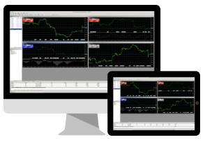 Binary-com MT5 trading platform