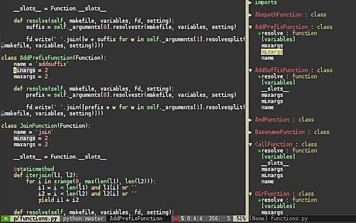 Vim Software Editor