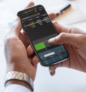 Trading platform for e-mini s&p
