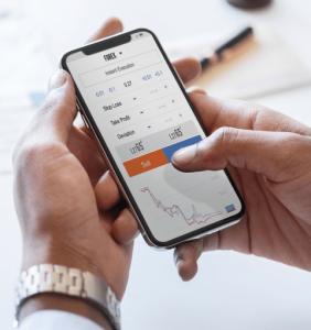 Swing trading markets