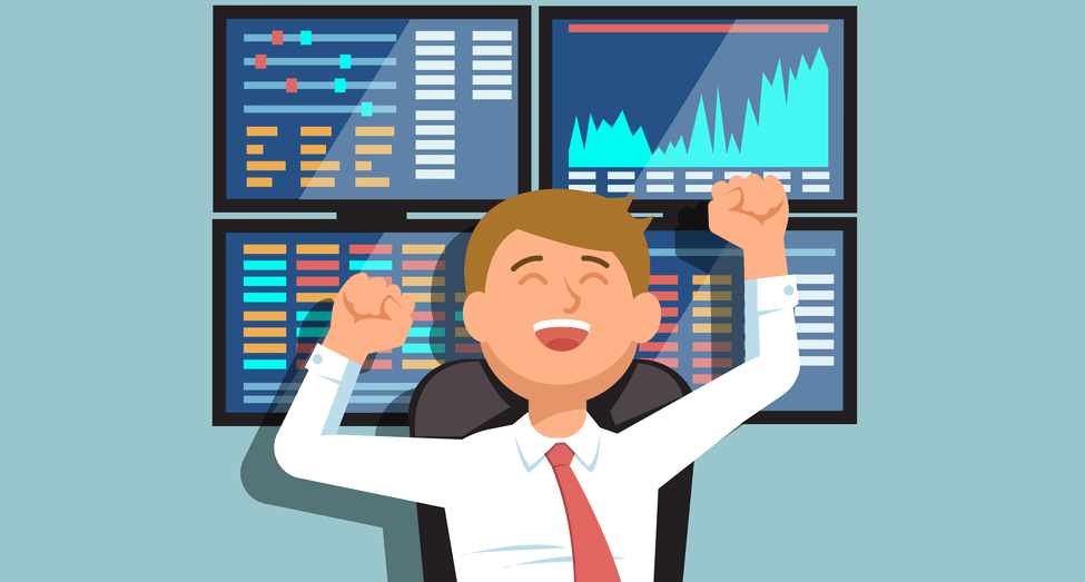 winning trader day trading for a living
