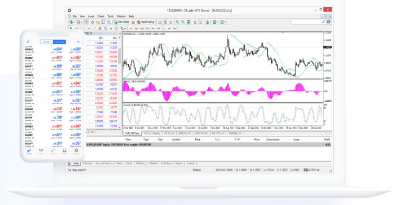 xtb trading platform
