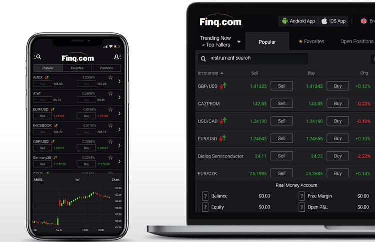 Finq.com Review and Tutorial 2020