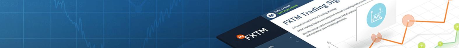 FXTM Review Login Banner