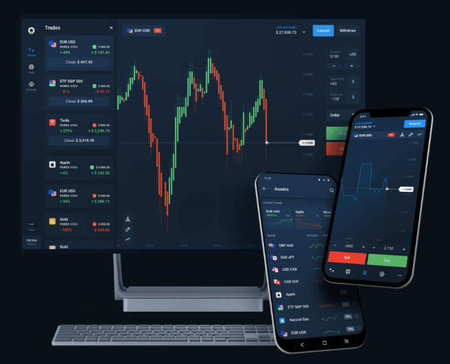 Olymp Trade Trading Platform