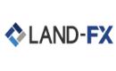 Land FX logotype