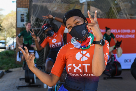 Nelson Mandela Covid-19 Relief Virtual Challenge Presented By FXTM