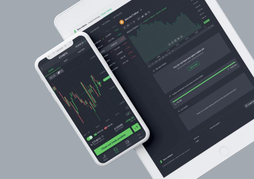 stormgain trading bot