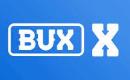 BUX X logotype