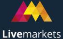 Livemarkets logotype